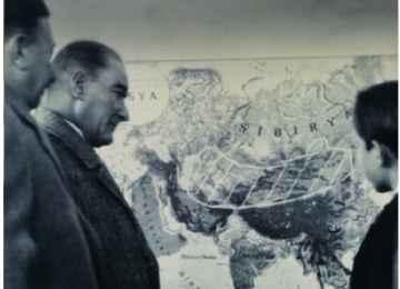 Atatürk Ve Orta Asya Türk Toplulukları