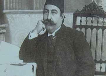 Şehbenderzade Ahmet Hilmi